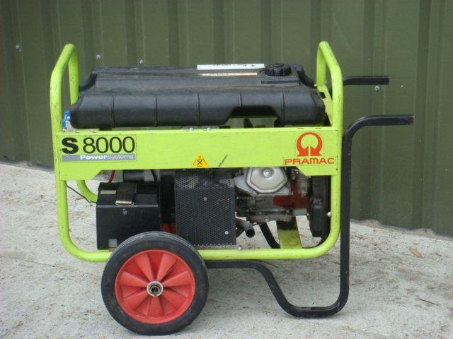 Generator Rental UK